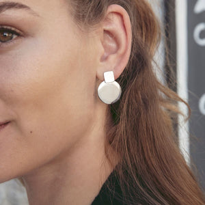Shapes Earrings by Edblad Sweden