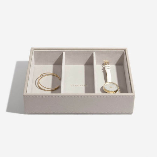 Stackers 3 Deep Section Jewellery tray