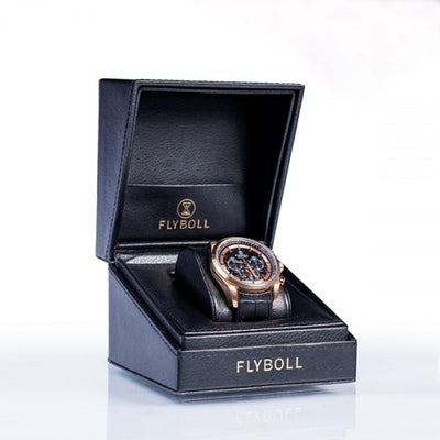 Flyboll Mens watch 9827M