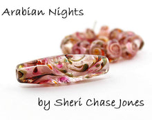 Load image into Gallery viewer, Arabian Nights Frit blend - beads by Sheri Chase Jones