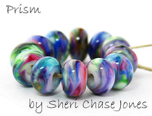 Load image into Gallery viewer, Prism frit blend by Glass Diversions - beads by Sheri Chase Jones