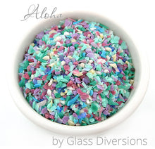 Load image into Gallery viewer, Aloha Frit blend by Glass Diversions