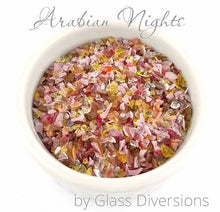Load image into Gallery viewer, Arabian Nights Frit blend by Glass Diversions