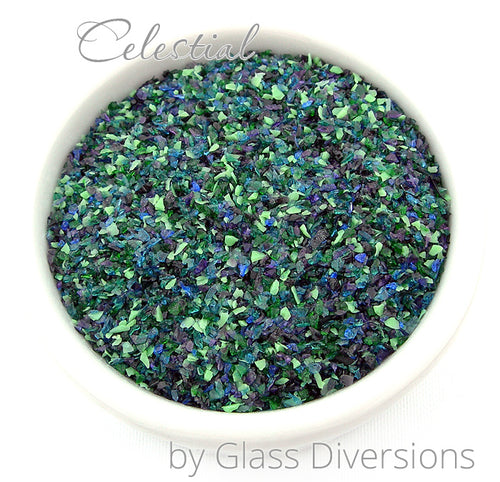 Celestial Frit blend by Glass Diversions