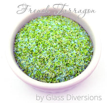 Load image into Gallery viewer, French Tarragon frit blend by Glass Diversions
