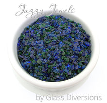Load image into Gallery viewer, Jazzy Jewels frit blend by Glass Diversions