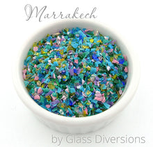 Load image into Gallery viewer, Marrakech frit blend by Glass Diversions