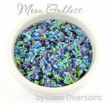 Load image into Gallery viewer, Moon Goddess frit blend by Glass Diversions