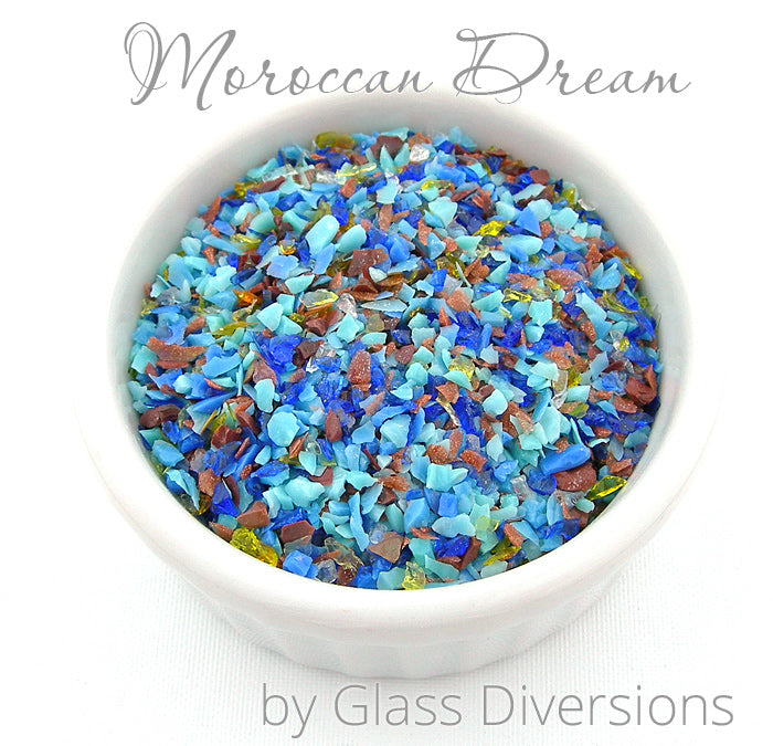 Moroccan Dream by Glass Diversions