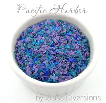 Load image into Gallery viewer, Pacific Harbor frit blend by Glass Diversions