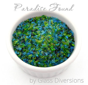 Paradise Found by Glass Diversions