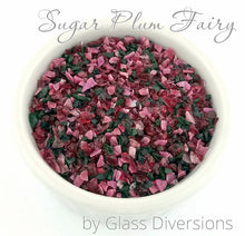 Load image into Gallery viewer, Sugar Plum Fairy frit blend by Glass Diversions