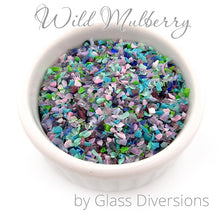Load image into Gallery viewer, Wild Mulberry frit blend by Glass Diversions