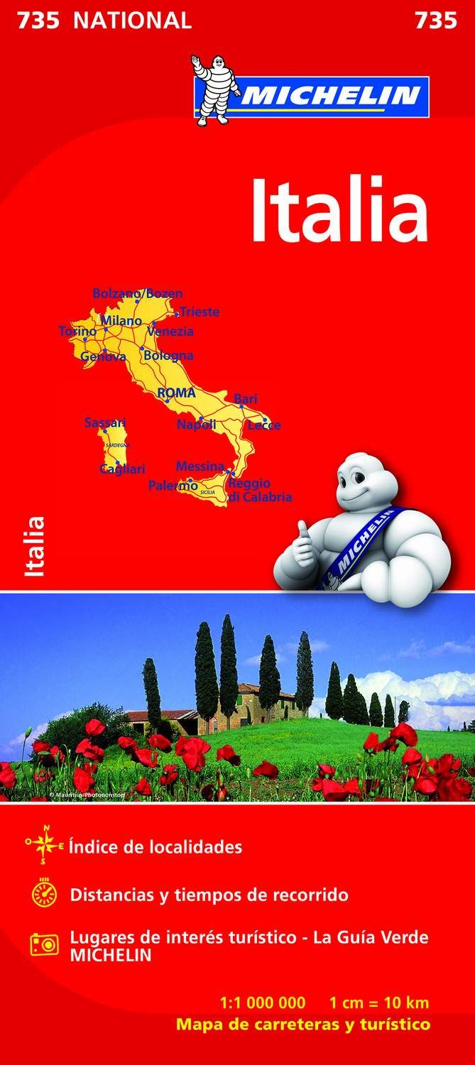 Desplegable Italia