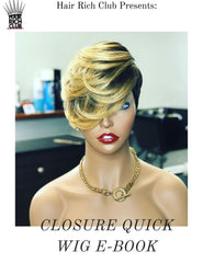 Closure Qucik Wig E-Book