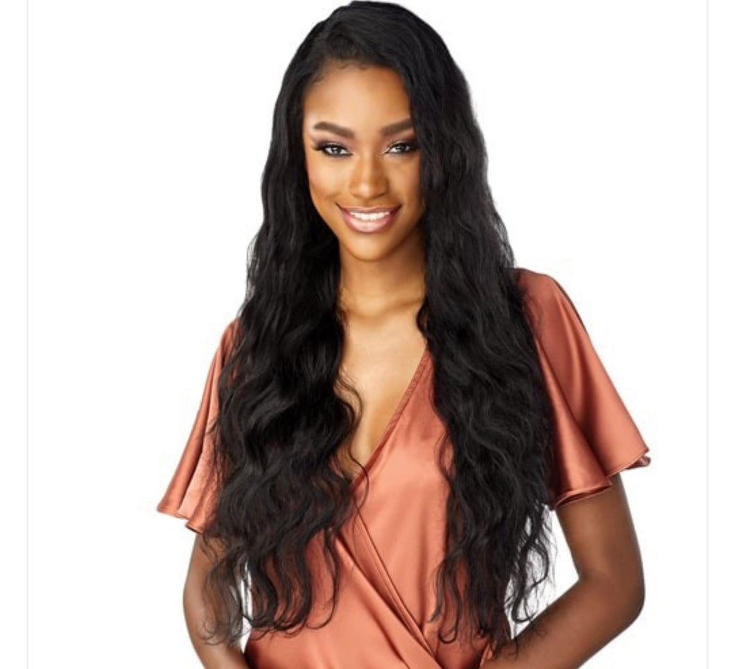Queen Collection Lace Closure Unit