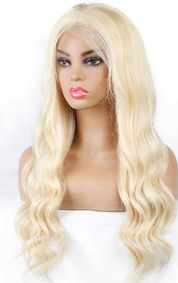 Queen Collection 613-colored Lace Frontal Unit