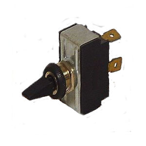 SPST Off-ON Toggle Switch Carling Technologies