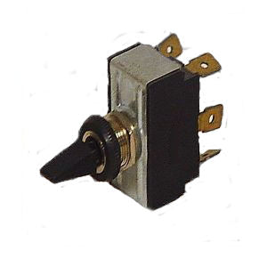 DPDT ON-OFF-ON Toggle Switch Carling Technologies
