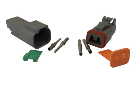 Deutsch 2x Connector Kit