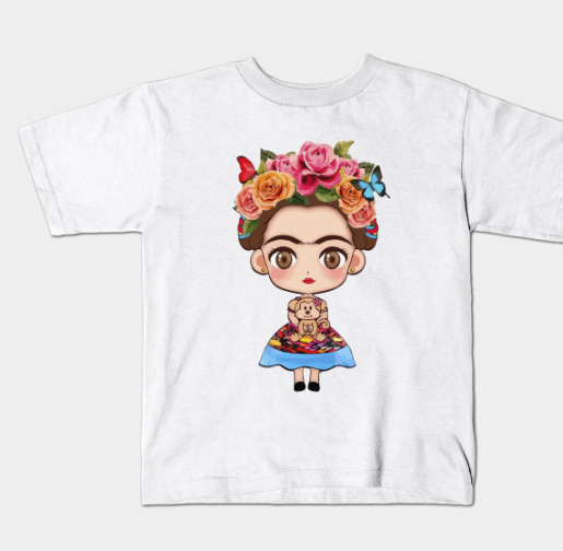 Frida Shirt/Onesie