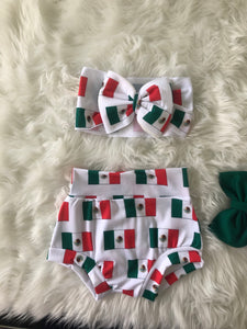 Viva Mexico Bummie/Leotard