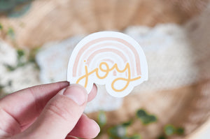 Rainbow Joy Sticker
