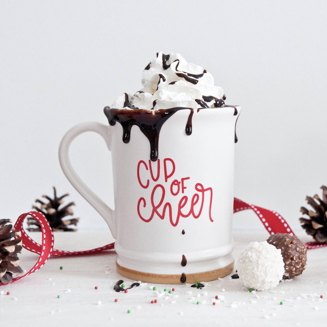 [IMPERFECT] Cup of Cheer Holiday Mug