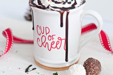 Load image into Gallery viewer, Cup of Cheer Holiday Mug