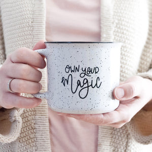 Own Your Magic Camp Mug