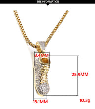 Load image into Gallery viewer, Shoe Pendants - Frosty Jewelz