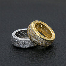 Load image into Gallery viewer, Iced out Ring - Frosty Jewelz