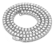 Load image into Gallery viewer, Classic Tennis Chains - Frosty Jewelz