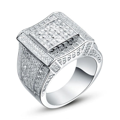 925 Sterling Silver Rings - Frosty Jewelz