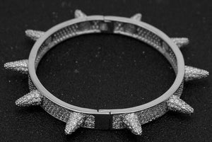 New Spiked Bracelets - Frosty Jewelz