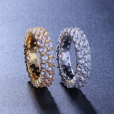 Full iced out rings - Frosty Jewelz
