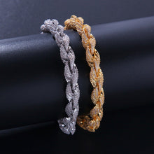 Load image into Gallery viewer, 8mm Thick Rope Bracelet - Frosty Jewelz