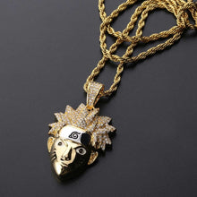Load image into Gallery viewer, Naruto Uzumaki Pendant Necklace - Frosty Jewelz
