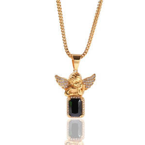 Angel Gem Necklace