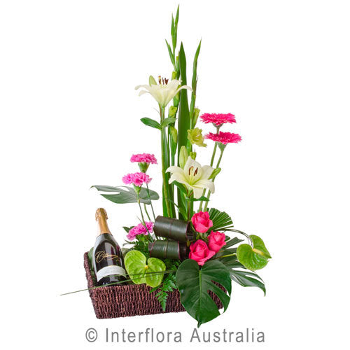 Twice as Nice 296 - Interflora