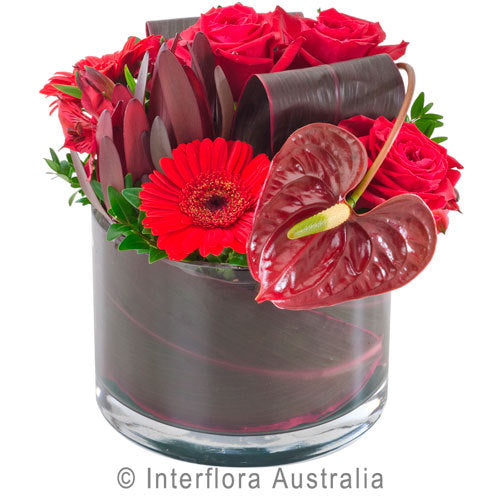Ruby 306 - Interflora