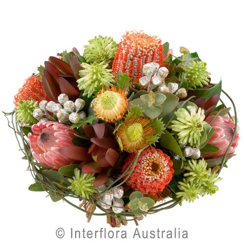 Bush Beauty 369 - Interflora
