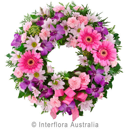 Eternity Pink & Mauve 407 - Interflora