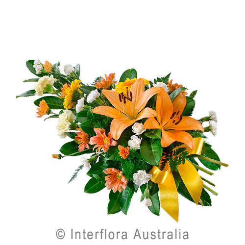 Admiration Orange 429 - Interflora