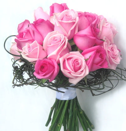 Bridal formal posy 55