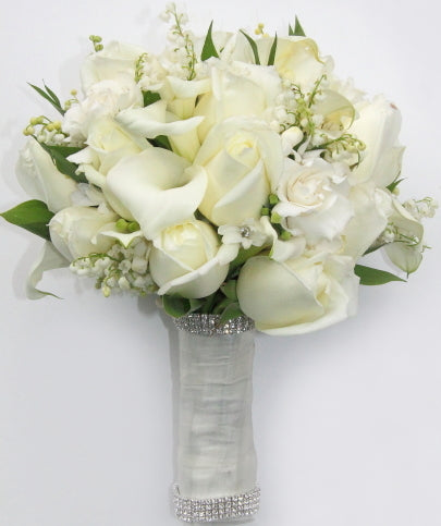 Bridal formal posy 68