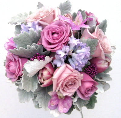 Bridal formal posy 109