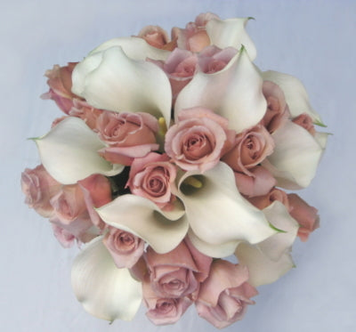 Bridal formal posy 122