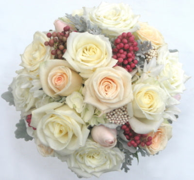 Bridal formal posy 123