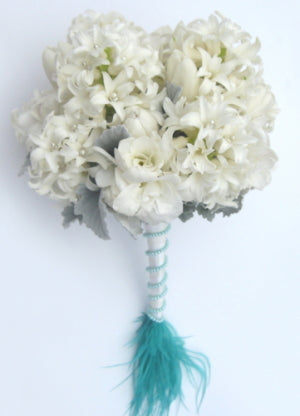 Bridal formal posy 15